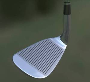 Un club au sand wedge